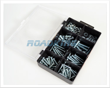 Nut Washer & Screw Assortment  | 150 Pcs