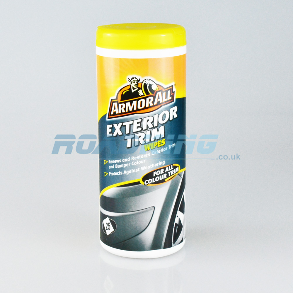 ArmorAll Exterior Trim Wipes | 25