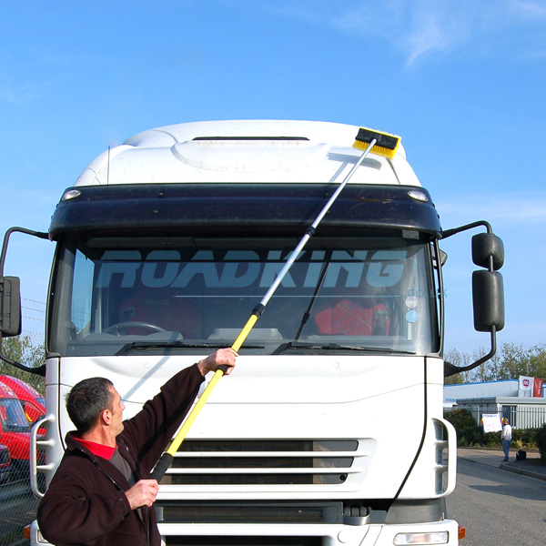 3 3m Deluxe Truck Flow Through Wash Brush Roadking Co Uk