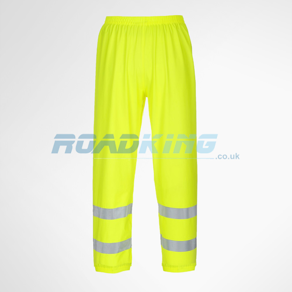 Hi-Vis Trousers - Yellow