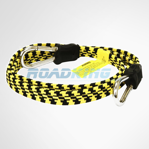 D-Ring Flat Elastic Strap Bungee | 1200mm
