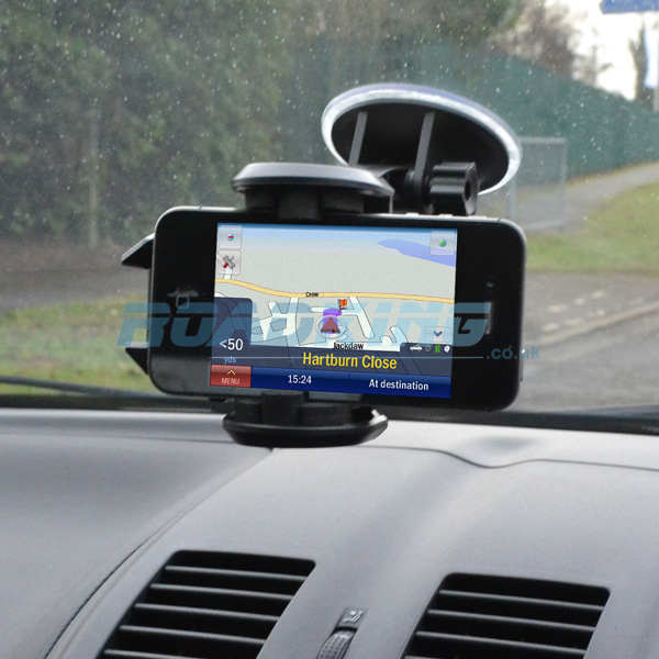 Executive Mobile Phone / PDA / Sat Nav Holder | In-Car / Truck / Van