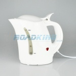 1 Litre Travel Kettle with Cigarette Lighter Plug | White | 24v