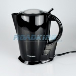Grundig 1.3 Litre Electric Kettle | Black | 24v