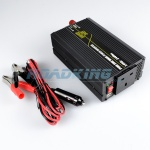 300w Inverter with USB & Plug | Soft Start Pure Sine Wave | 24v
