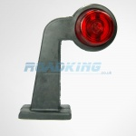 Rubber Marker Light - Super Large 20cm Bent - Ex-Display
