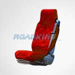 Universal Truck Seat Cover | Red