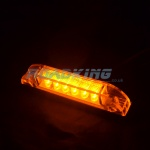 Side / Marker Light - 24v 6 LED - Orange