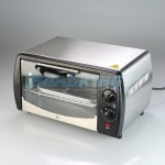 24v Stainless Steel Truck Oven - Ex-Display