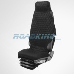 Universal Fit Truck Seat Cover - Black