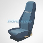 Universal Fit Truck Deluxe Seat Cover - Blue