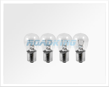 12v Stop & Tail Light Bulb Set | 4 Pcs |  21w / 5w 12 Volt
