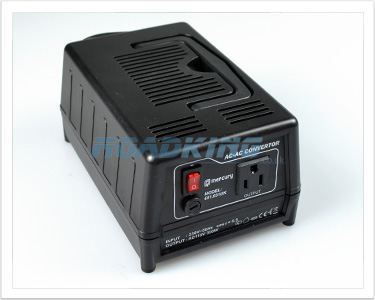 UK to US Plug 300W USA 110V to 240V | Step-Down Voltage Converter