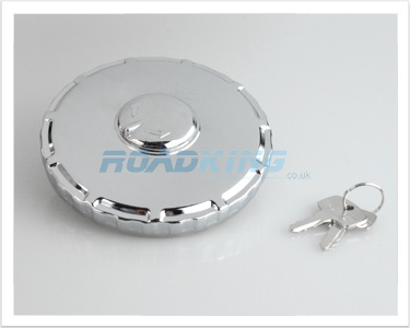 80mm Fuel Cap With Lock