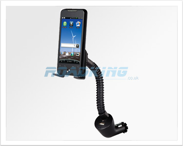 Cobra Mini Mobile Phone Holder with USB