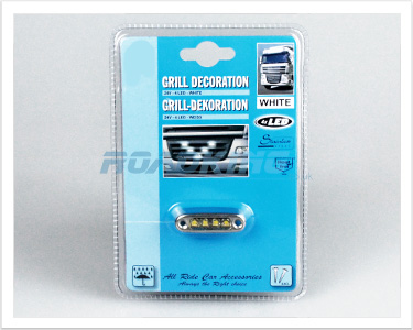 24v Grill Decoration 4 LED Light Straight  | Marker Light