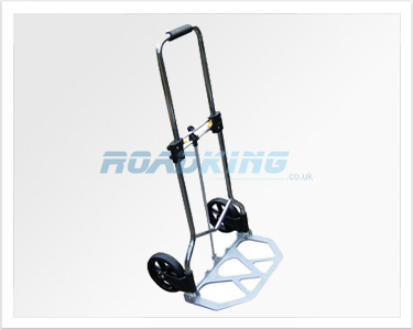 Mini Folding Hand Trolly | Holds 50 KG