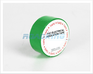 Insulation Tape | PVC Electrical | 19mm x 4.5m | Green