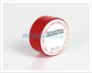Insulation Tape | PVC Electrical | 19mm x 4.5m | Red