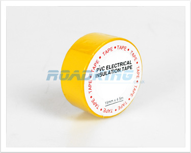 Insulation Tape | PVC Electrical | 19mm x 4.5m | Yellow