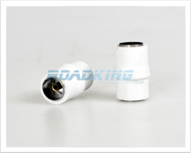 TV Double Female Socket | TV Aerial RF Coax Cable Adapter
