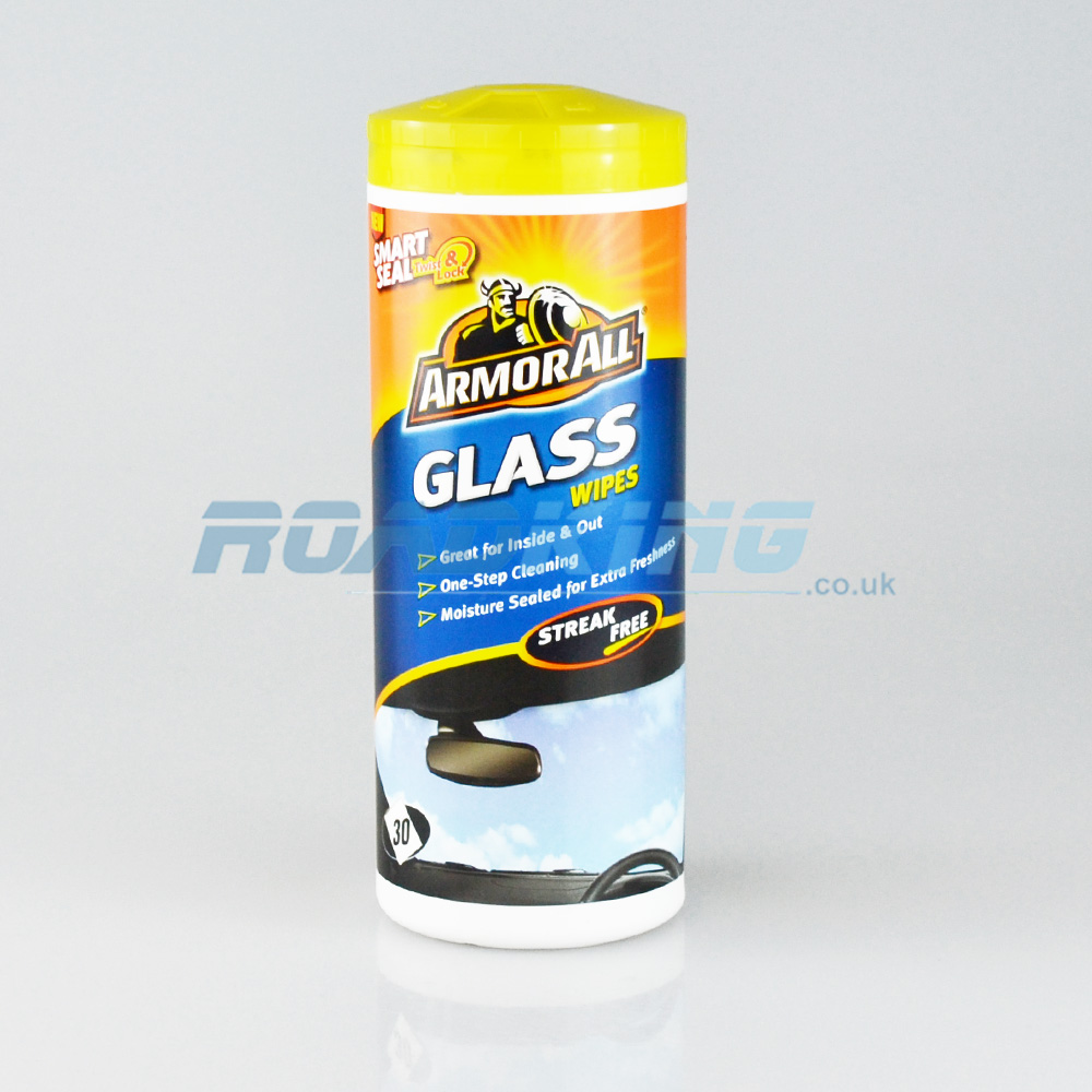 ArmorAll Glass Wipes | 30