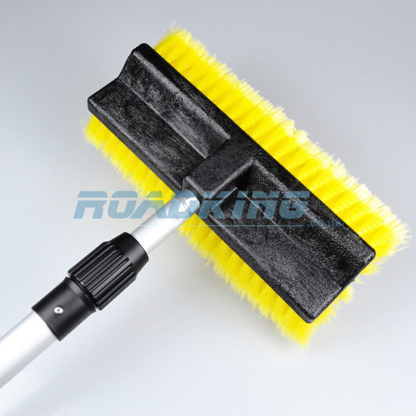 Professional HD FlowThru Telescopic Wash Brush | 3m