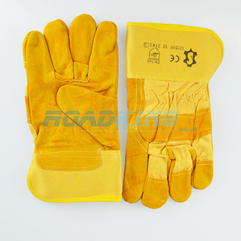 Rigger Gloves Deluxe Lined
