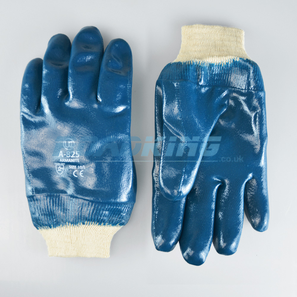 Heavy Duty Armanite Working Gloves