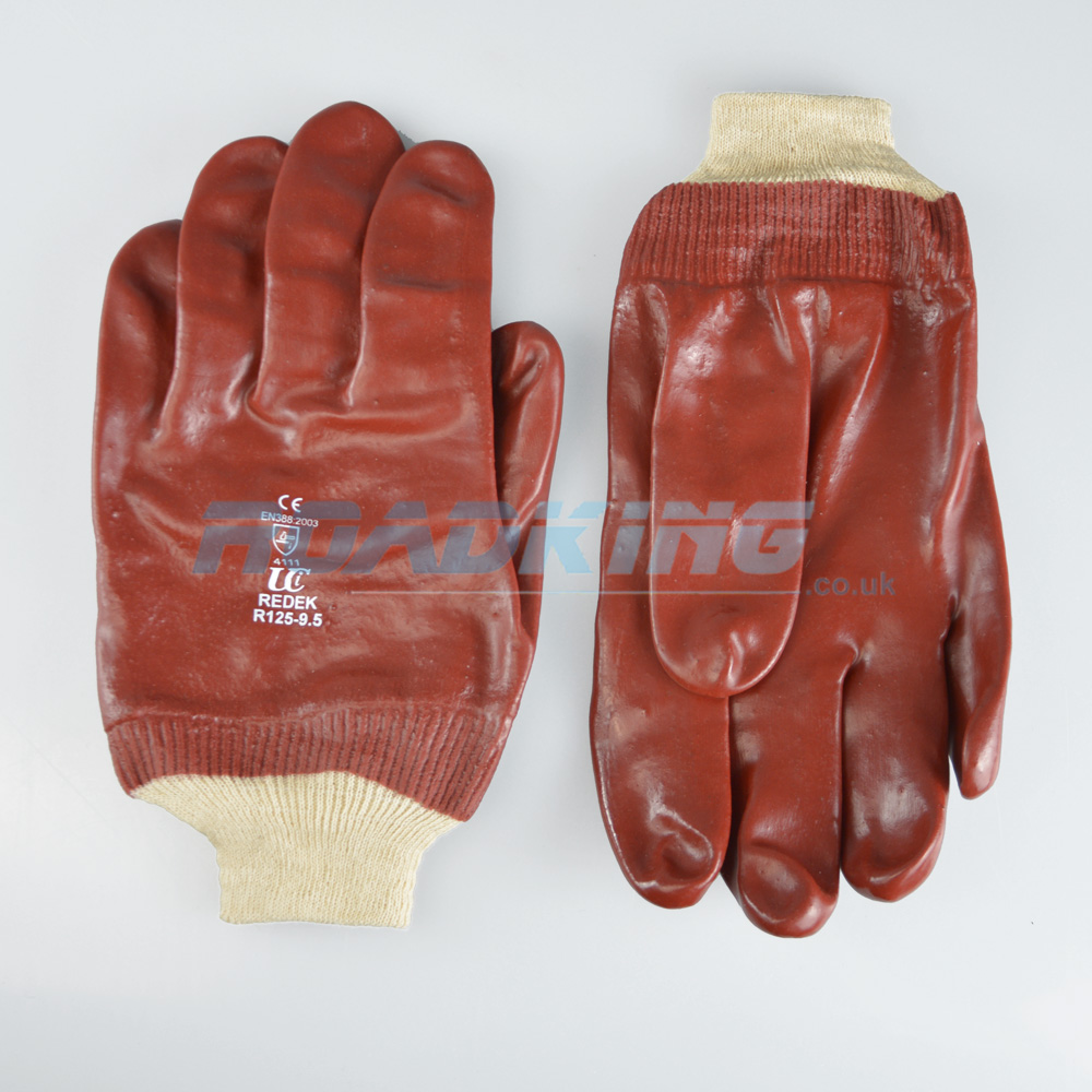 Heavy Duty PVC Working Gloves