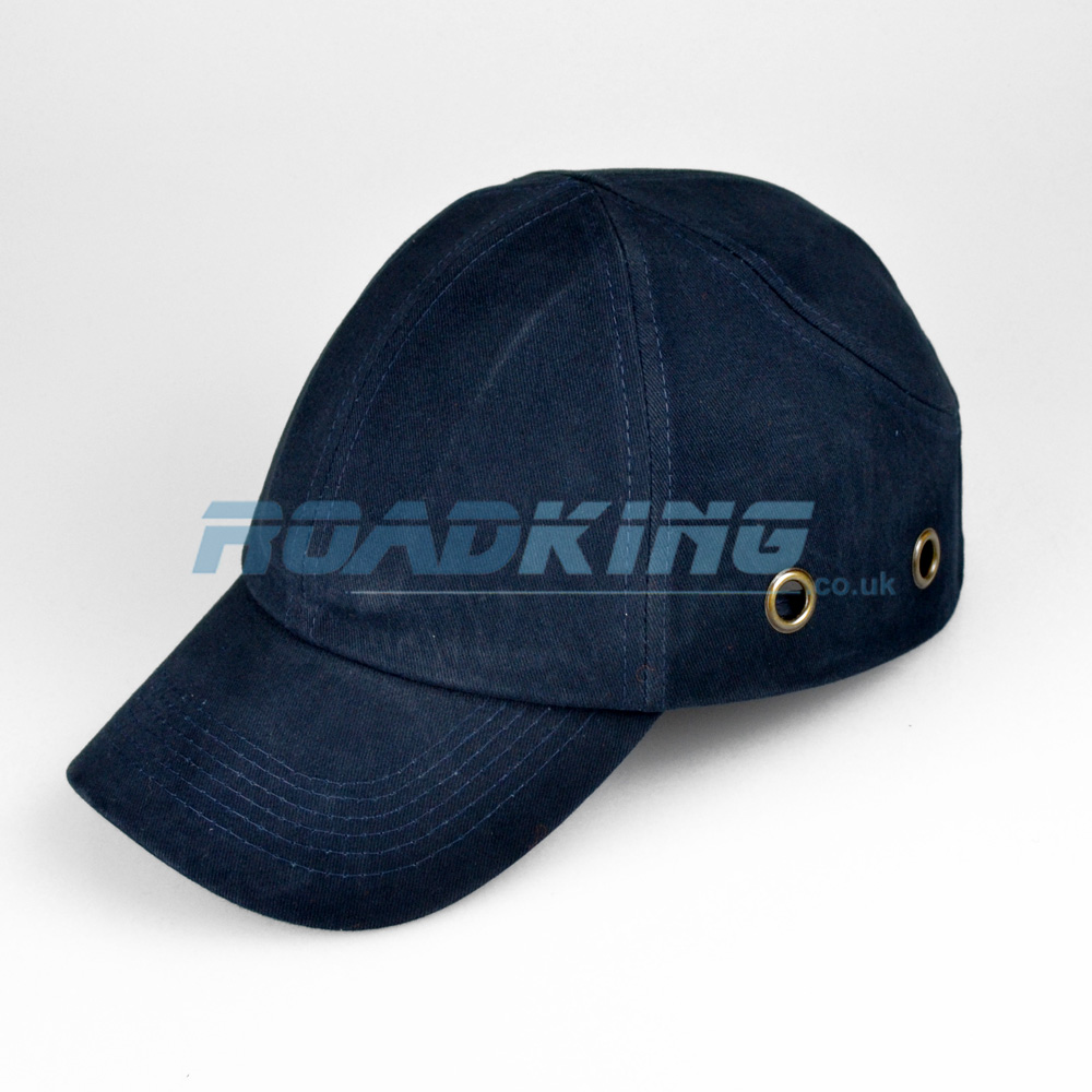 Safety Baseball Cap / Hard Hat - Navy Bump Cap