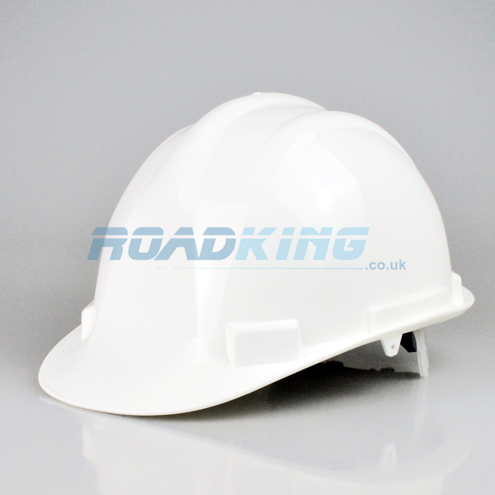 Hard Hat / Safety Helmet - White