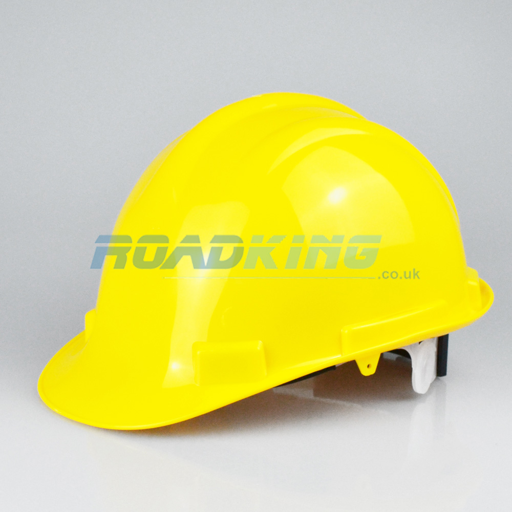 Hard Hat / Safety Helmet - Yellow