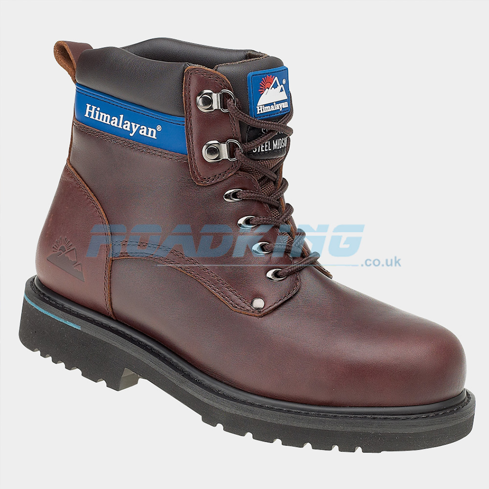 Himalayan  3103 Safety Boots | Brown