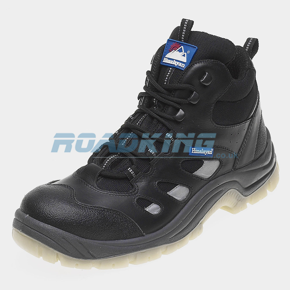 Himalayan 5010 Safety Boots | Black