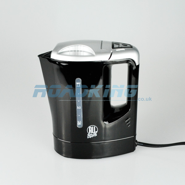 0.8 Litre Electric Kettle | Black |24v