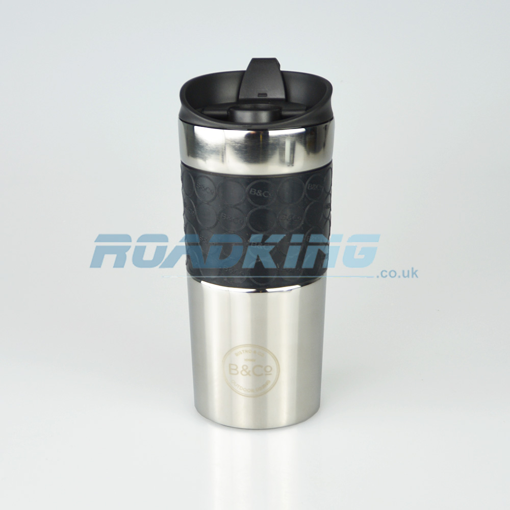 Reusable Coffee Cup | Stainless Steel Travel Mug | 380ml
