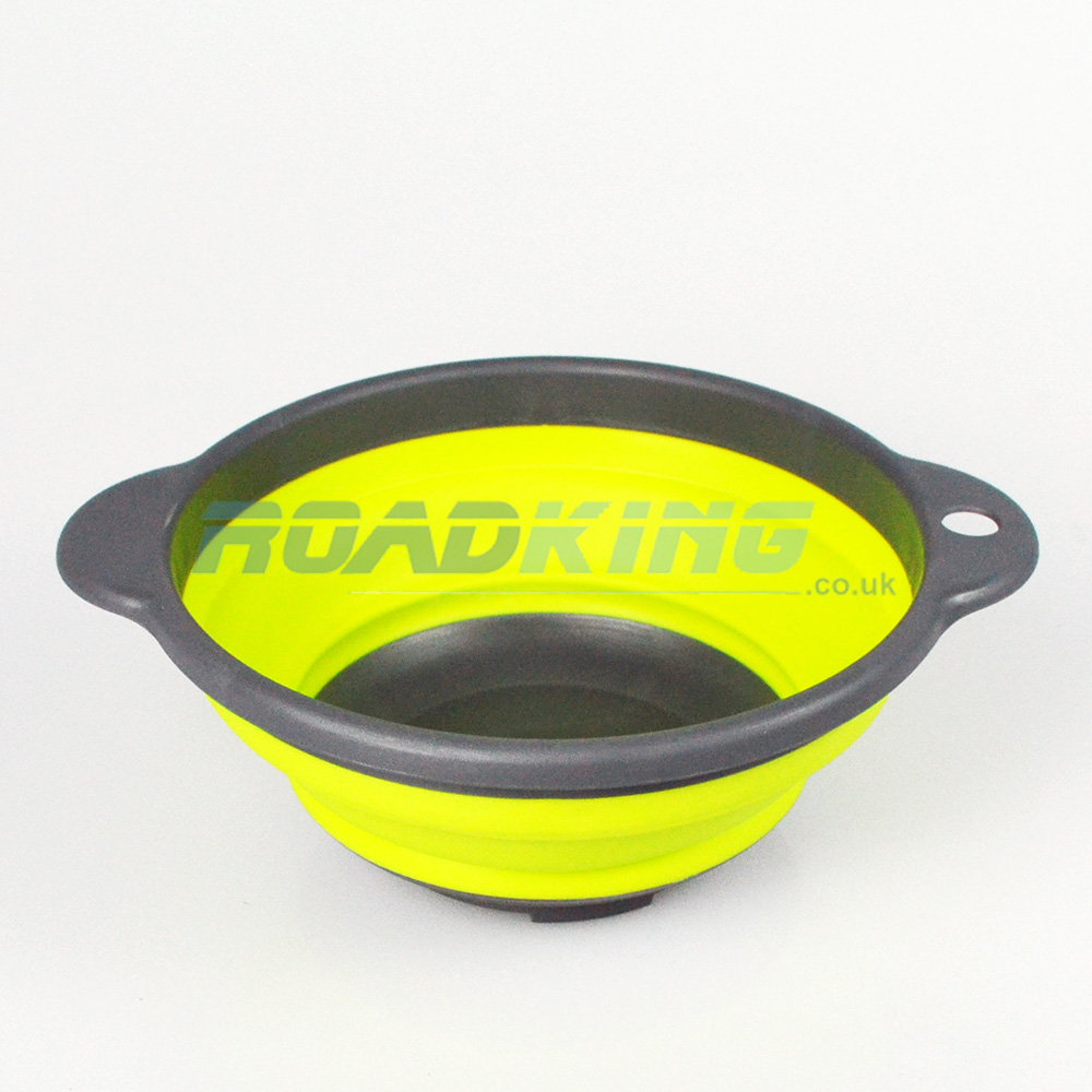 Pop Up Travel / Camping Bowl | 20cm Medium