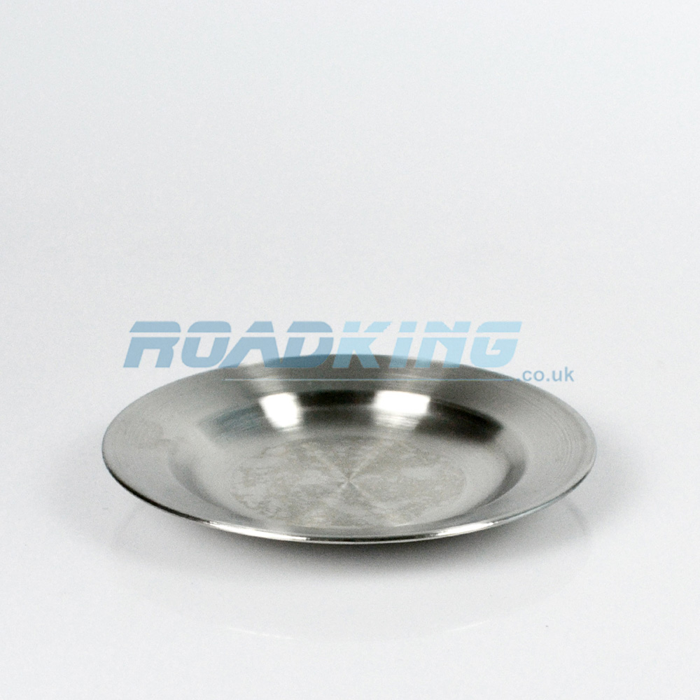 Travel / Camping Plate | 20cm Stainless Steel