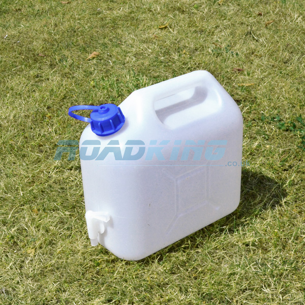 Water Carrier | Portable Water Container with Tap | 5 Litre
