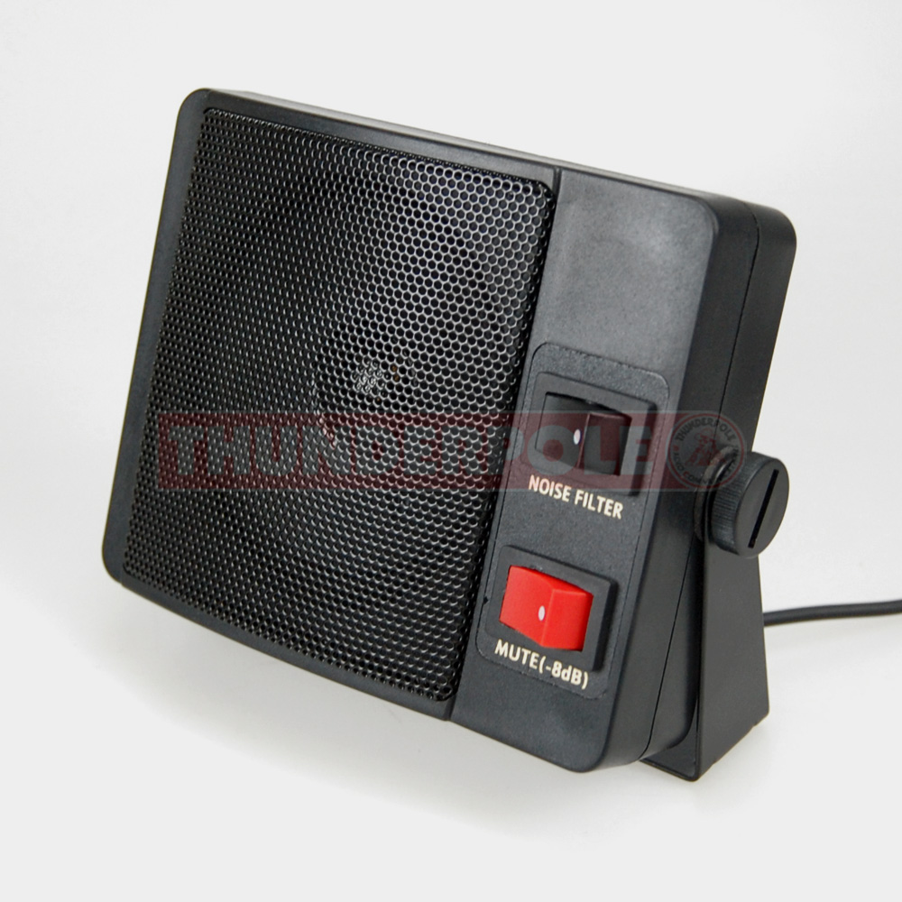 Thunderpole ES5WNF Extension Speaker w/ Noise Filter
