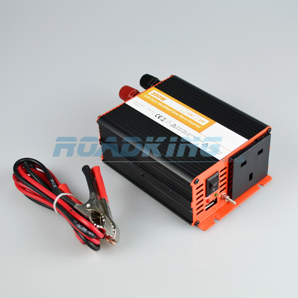 300w Inverter - Soft Start Modified Sine Wave | 12v