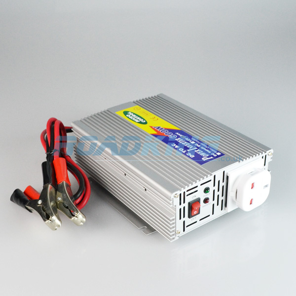 24v Inverter 600w | DC to AC Isolated Power Inverter