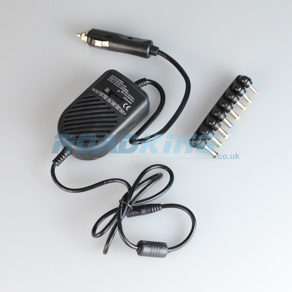 Laptop Car Charger | Travel Laptop Adaptor | 12v
