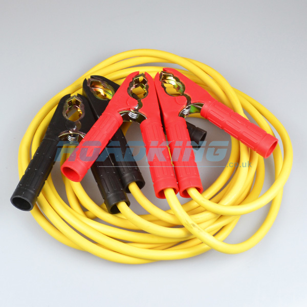 700 Amp Truck Jump Leads - 4.5m Long