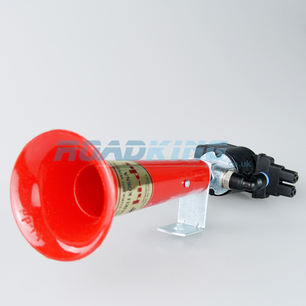 Hi-Do Turkish Whistle Electric Air Horn | 12v