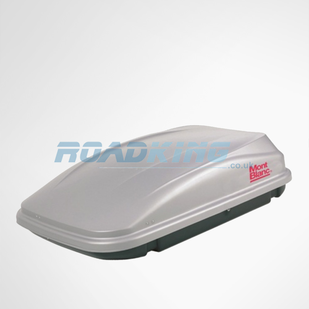 Roof Box Cargo 320 Silver Roadking Co Uk
