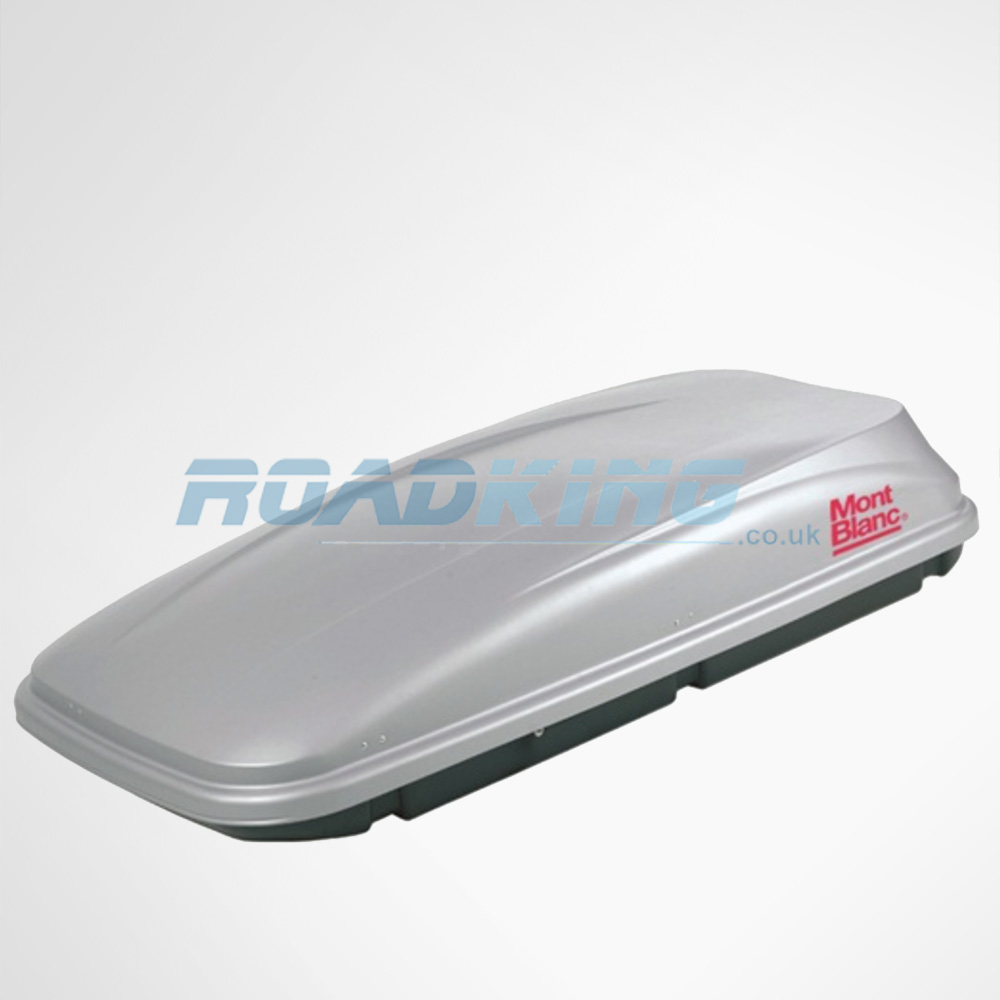 Mont Blanc Cargo 450 Roof Box | Silver