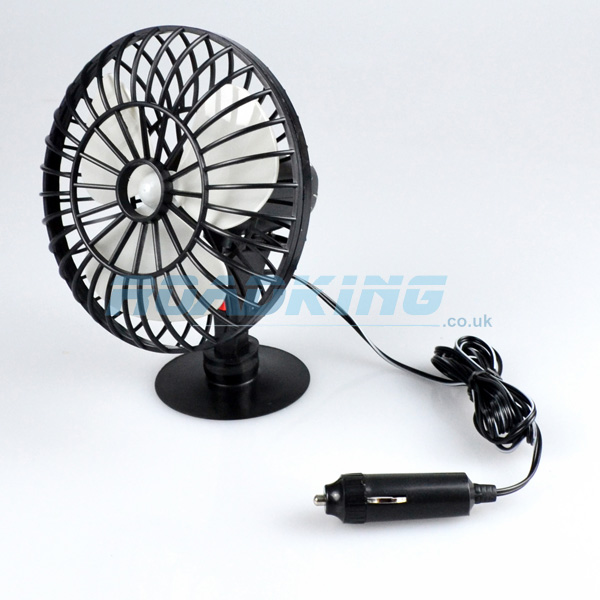 12v cooling fan 5 inch oscillating fan with suction cup. Black Bedroom Furniture Sets. Home Design Ideas
