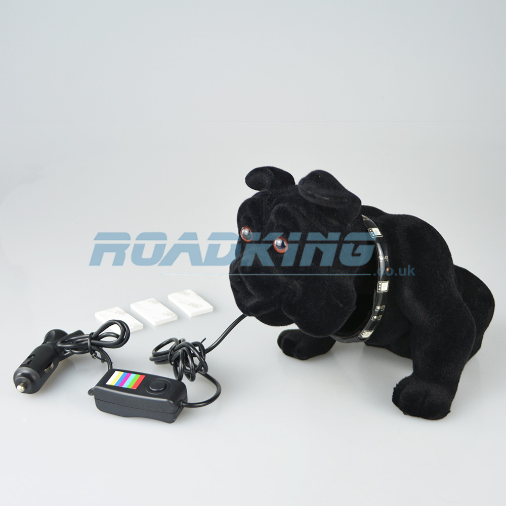 Nodding Dog | 6 LED Multi Colour | 12v & 24v - Ex-Display